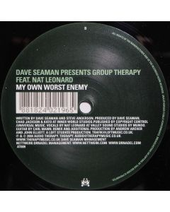 Dave Seaman Presents Group Therapy  Featuring Nat Leonard - My Own Worst Enemy