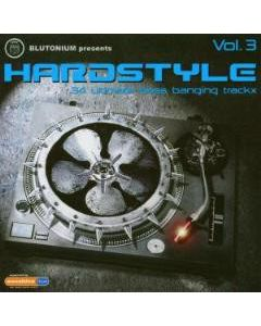 Various - Blutonium Presents Hardstyle Vol. 3
