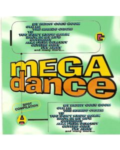 Various - Mega Dance (Spot Compilation)