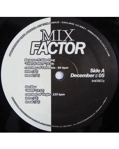 Various - Mix Factor (December :: 05)