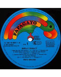 Fritz Brause - Shilly Shally