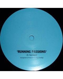 Serge Santiágo - Blue EP