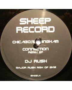 Raoul Delgardo / Eddy Masvoodler - Chicago / Birmingham Connection Remix EP