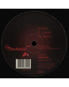 DJ Distance - Reboot / Bazurk