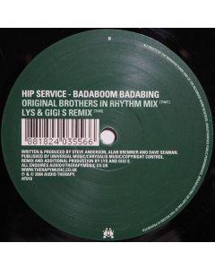 Hip Service - Badaboom Badabing