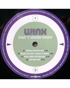 Josh Wink - Don't Laugh 2000