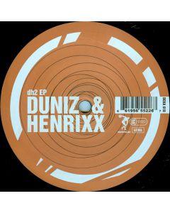 Duniz & Henrixx - DH2 EP