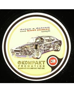 Delon & Dalcan And Hoel James - Tuning 01