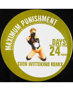 Maximum Punishment - Days With More Than 24 Hours
