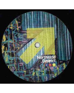 Tony Ollivierra - Eve Did The Smurf EP