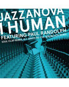 Jazzanova - I Human - Feat. Paul Randolph - Remixes 1 (Soul Clap / 2000 Black / G.I. Disco)