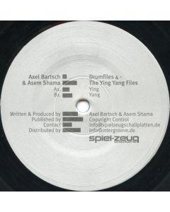 Axel Bartsch & Asem Shama - Drumfiles 4 - The Ying Yang Files