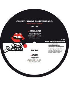 DJ Dandi & Ugo vs. Piatto - Fourth Italo Business E.P.