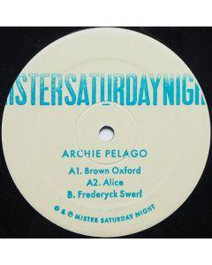 Archie Pelago - The Archie Pelago EP