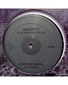 NeferTT - Blue Skies Red Soil EP