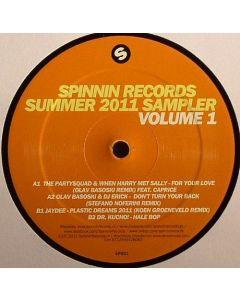 Various - Spinnin' Records Summer 2011 Sampler Volume 1