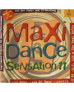 Various - Maxi Dance Sensation 11