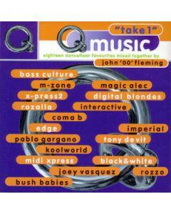 """Various - Qmusic """"Take 1"""""""