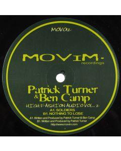 Patrick Turner & Ben Camp - High Fashion Audio Vol. 2
