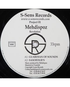 Mehdispoz / Frankie Krak - Project 01