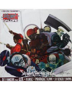 DJ Tomekk Feat. GZA • Curse  • Prodigal Sunn • Stieber Twins - ••Ich Lebe Für Hip Hop••