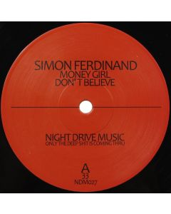 Simon Ferdinand - Don't Believe