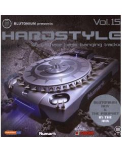 Blutonium Boy & The Prophet - Blutonium Presents Hardstyle Vol. 15