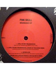 Pink Skull - Braindance EP