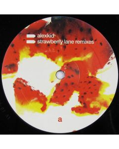 Alexkid - Strawberry Lane Remix