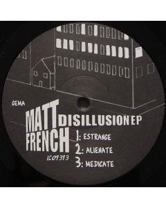 Matt French - Disillusion EP
