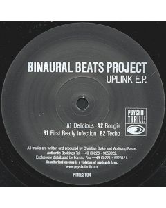 Binaural Beats Project - Uplink E.P.