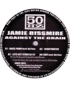 Jamie Bissmire - Against The Grain