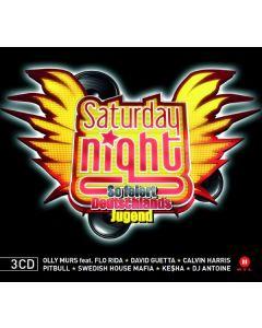 Various - Saturday Night (So Feiert Deutschlands Jugend)