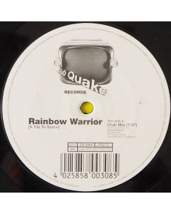 Rainbow Warrior - A Trip To Space