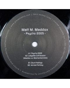 Matt M. Maddox - Psycho 2005