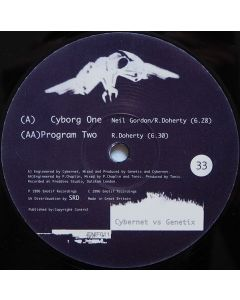 Cybernet vs Genetix - Cyborg One / Program Two