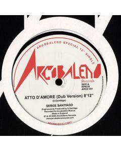 Serge Santiágo - Atto D'Amore (Dub Version)