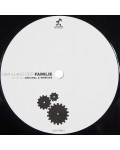 3 Phase Feat. Dr. Motte - Der Klang Der Familie (Revisited) Original & Remixes