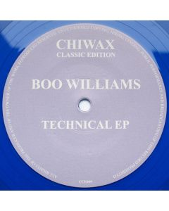 Boo Williams - Technical EP