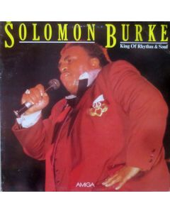 Solomon Burke - King Of Rhythm & Soul