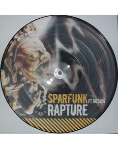 Sparfunk Ft. Joe Solo  - Rapture / Blazin Jazz