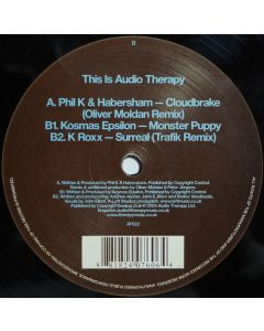 Various - This Is Audio Therapy  (Disc One)