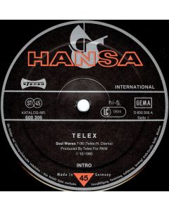 Telex - Soul Waves