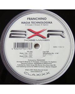 Franchino - Magia Technologika