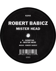 Robert Babicz - Mister Head