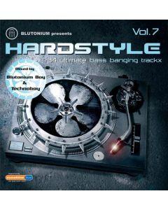 Blutonium Boy & Technoboy - Blutonium Presents Hardstyle Vol. 7