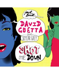 David Guetta Feat. Skylar Grey - Shot Me Down