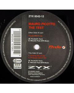 Mauro Picotto - The Test