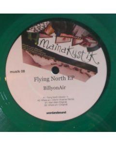 BillyonAir - Flying North Ep