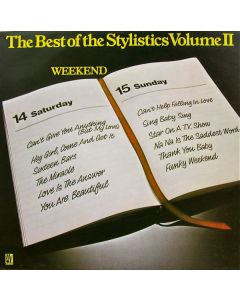 The Stylistics - The Best Of The Stylistics Volume II - Weekend